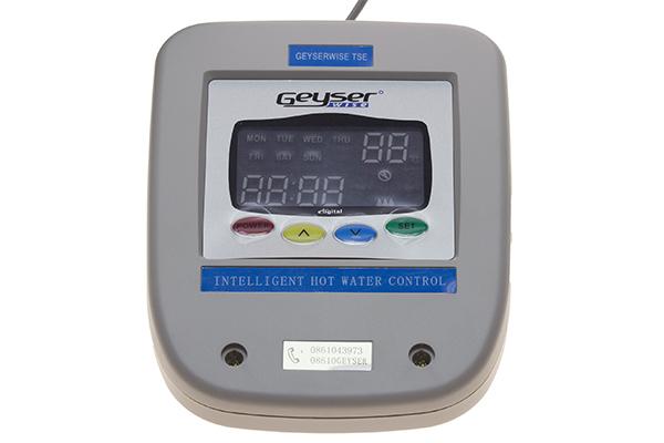 Geyser Control