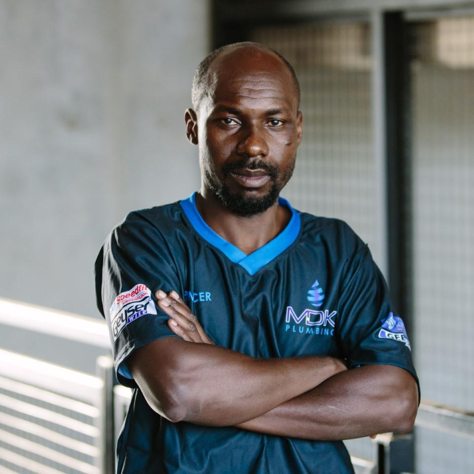 Spencer Madamombe