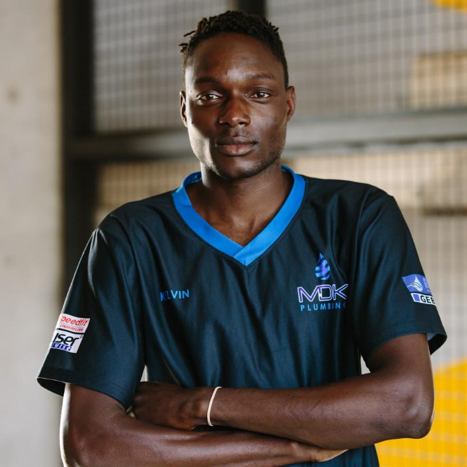 Kelvin Banhamombe