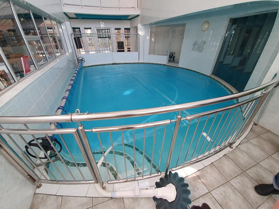 Pool and Jacuzzi Pumps