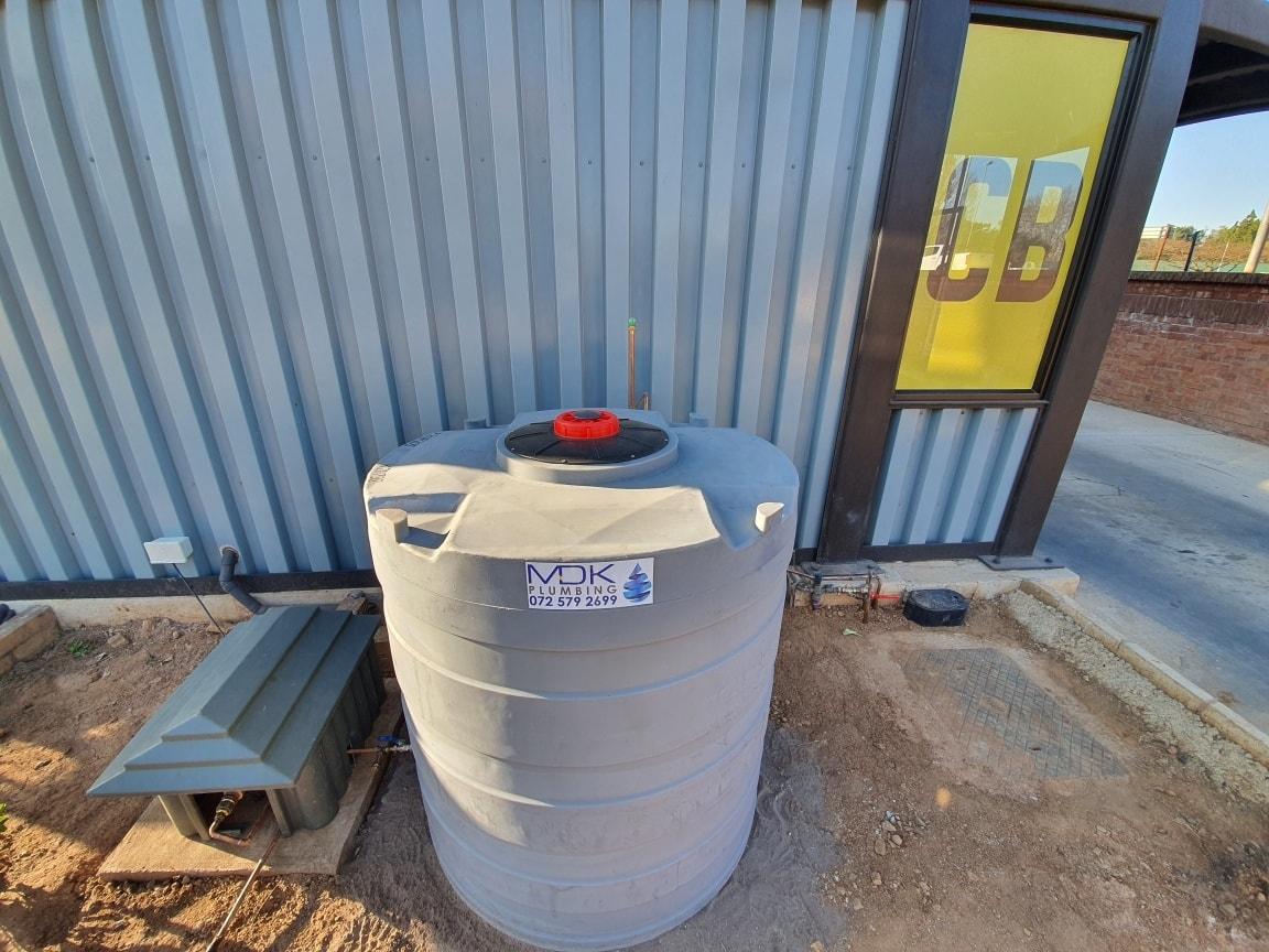 Water Storage Solutions